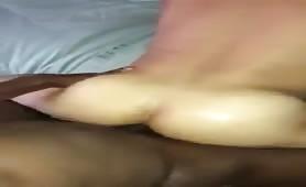 Interracial gay sex