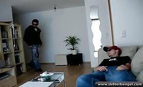 Great blowjob on webcam