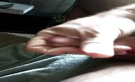 Big cock and a lot of cum