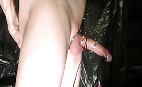 Real dick torture