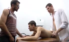 Threesome with the doctor